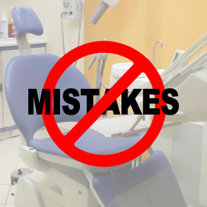 Four Mistakes to Avoid When Selecting Dentist | Apex | Cary